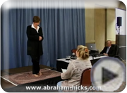 Thriving in the New World Economy -- click here to view the Video Clip Abraham-Hicks.